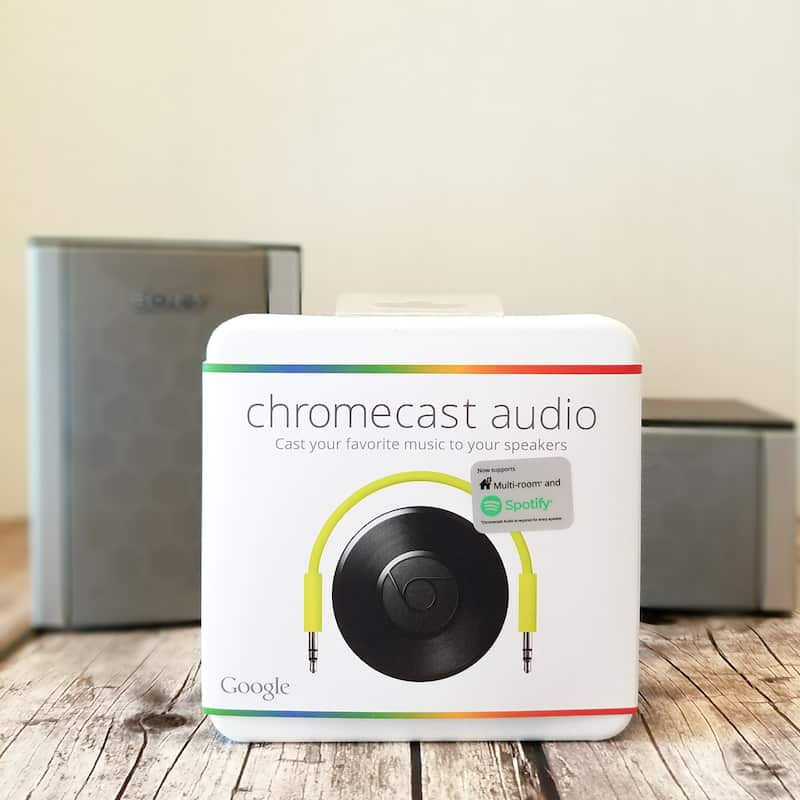google chromecast audio google chromecast audio review