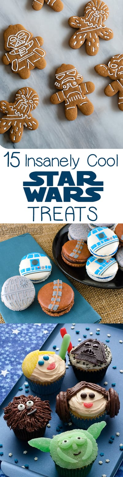 Star Wars Party Ideas treats
