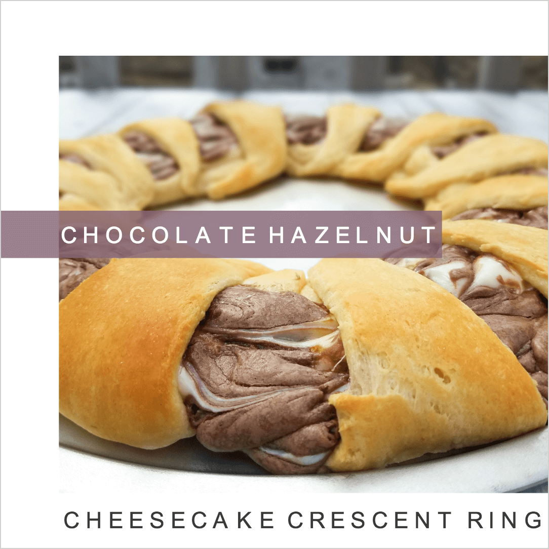 nutella crescent ring recipe
