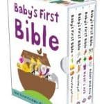 Save 56% on the Baby's First Bible Boxed Set, Free Shipping Eligible!