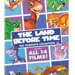 Save 55% on the The Land Before Time: The Complete Collection {All 14 Films!}, Free Shipping Eligible!