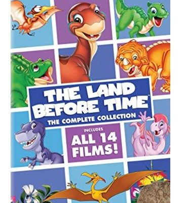 Save 53% on the The Land Before Time: The Complete Collection {All 14 Films!}, Free Shipping Eligible!