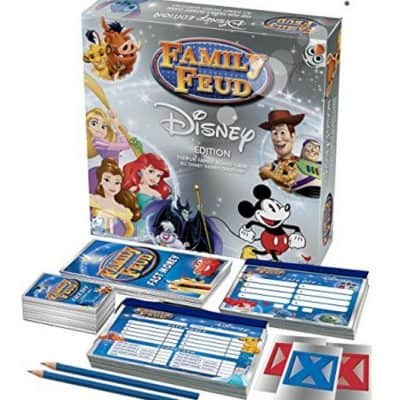 Save 32% on the Disney Family Feud Signature Game, Free Shipping Eligible!