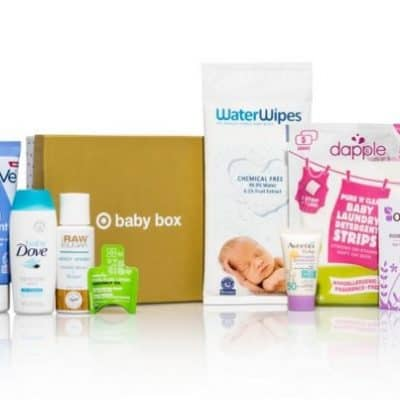 Target April Baby Box only $5 + Free Shipping!