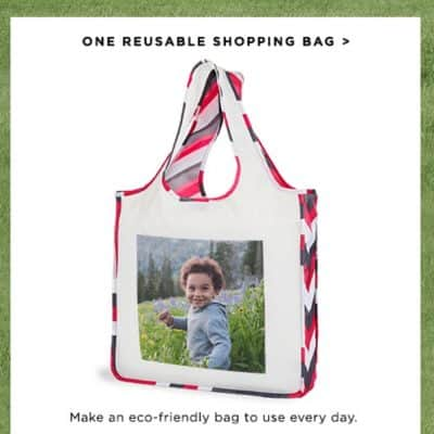 Shutterfly Promo Code: 3 FREE Gifts – Reusable Bag, Set of Coasters and Mouse Pad!