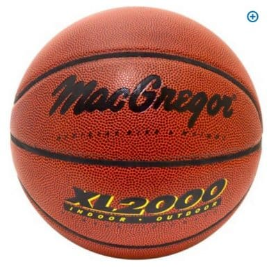 Save 68% on the MacGregor XL-2000 Official Size Basketball, Free Shipping Eligible!