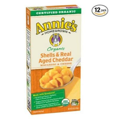 Amazon Coupon Deal: Additional 15% off Annie's Organic Macaroni and Cheese {Under $1 per Box} + Free Shipping!