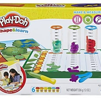 Save 33% on the Play-Doh Shape and Learn Make and Measure, Free Shipping Eligible!