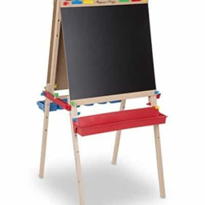 Save 29% on the Melissa & Doug Deluxe Standing Easel, Free Shipping Eligible!