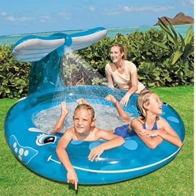 Save 24% on the Intex Whale Spray Pool, Free Shipping