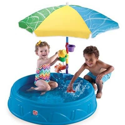 Save 36% on the Step2 Play and Shade Pool, Free Shipping Eligible!