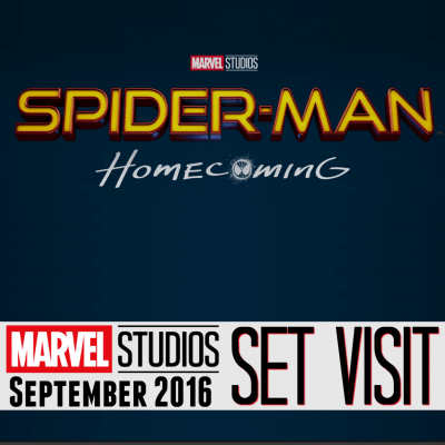Spider-man homecoming blogger marvel spider-man homecoming set visit