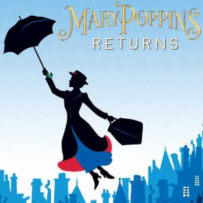 MARY POPPINS RETURNS: Cast News and Pictures!