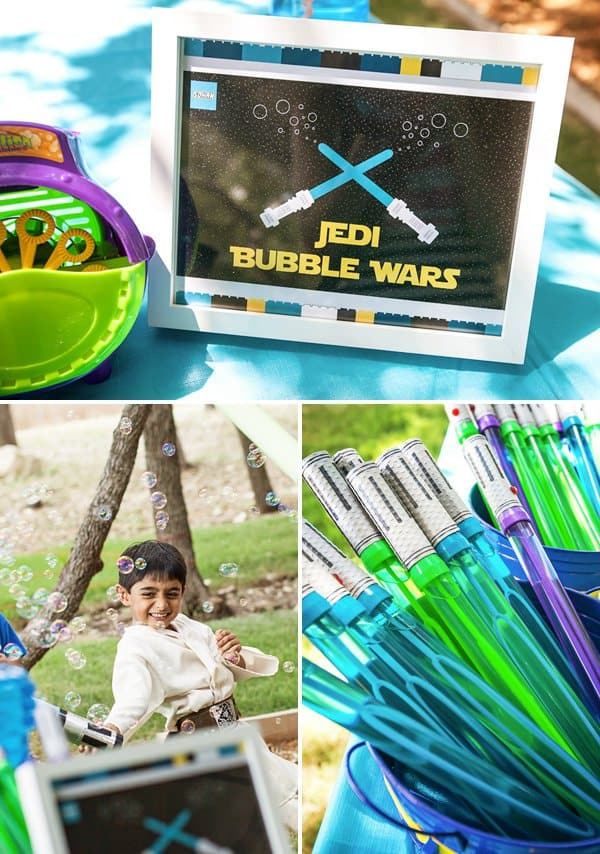 Star Wars party ideas and games