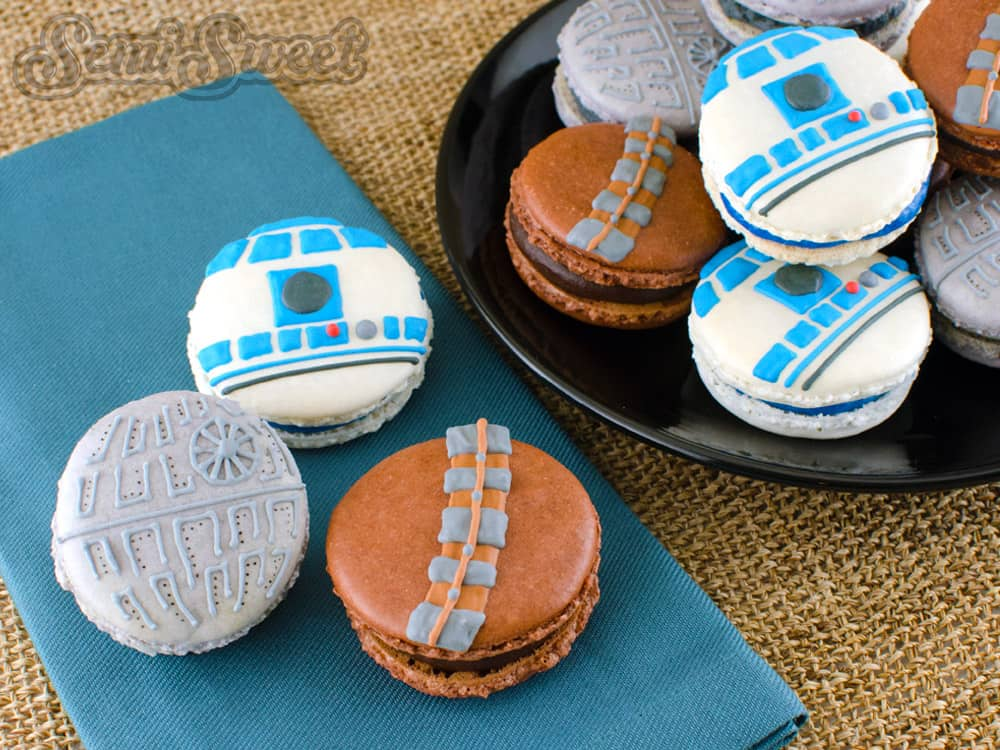 Star Wars party ideas DIY food