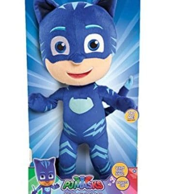 Save 58% on the PJ Masks Cat Boy Talking Plush, Free Shipping Eligible!