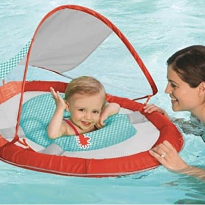 Save 36% on the SwimWays Baby Spring Float Sun Canopy, Free Shipping Eligible!