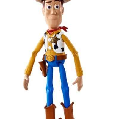 Save 32% on the Disney/Pixar Toy Story Talking Woody, Free Shipping Eligible!
