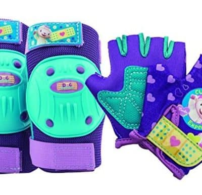 Save 57% on the Bell Doc McStuffins Protective Gear with Elbow Pads/Knee Pads and Gloves, Free Shipping Eligible!