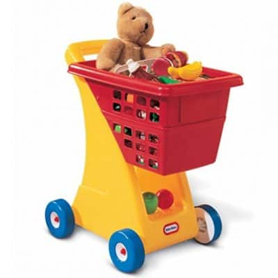 Save 34% on the Little Tikes Shopping Cart, Free Shipping Eligible!