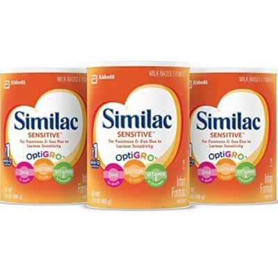 Amazon Coupon Deal: Save an Extra 35% off Similac {3-Pack only $56.32}, Free Shipping Eligible!