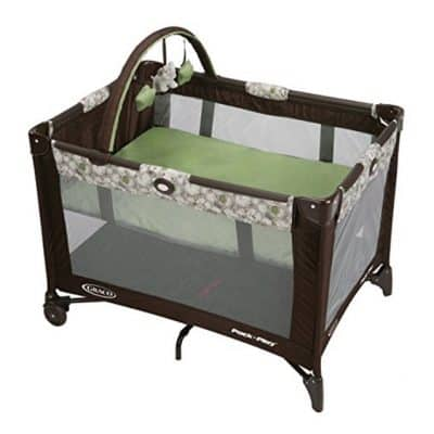 Save 42% on the Graco Pack N Play Playard with Automatic Folding Feet, Free Shipping Eligible!