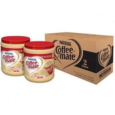 Coffee-mate Original Powder Coffee Creamer (2-35.3oz) only $5.49, Free Shipping Eligible!
