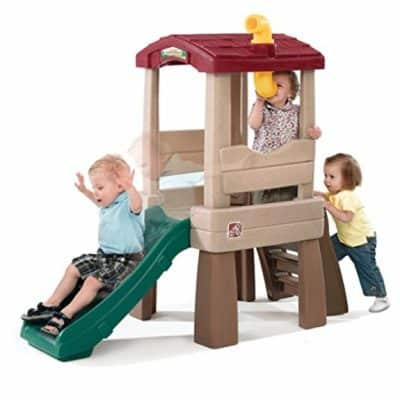Save 25% on the Step2 Naturally Playful Lookout Treehouse, Free Shipping Eligible!