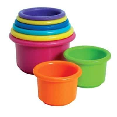 The First Years Stacking Up Cups only $2.35, Free Shipping Eligible!