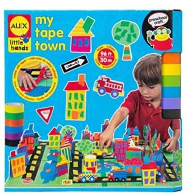 Save 48% on the ALEX Toys Little Hands My Tape Town, Free Shipping Eligible!