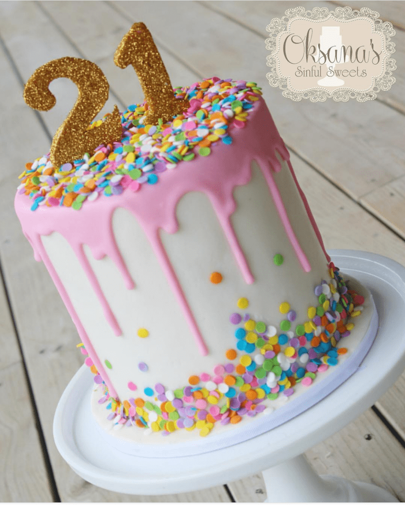 How to Make a Drip Cake + 50 Amazing Drizzle Cakes to ...