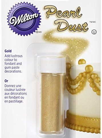 Wilton Pearl Dust, Gold