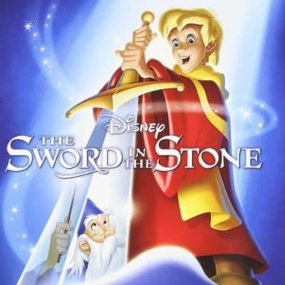 Save 50% on the The Sword in the Stone (50th Anniversary Edition), Free Shipping Eligible!