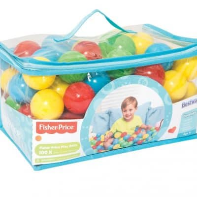 Fisher Price 100 Play Balls just $9.88, Free Shipping Eligible!