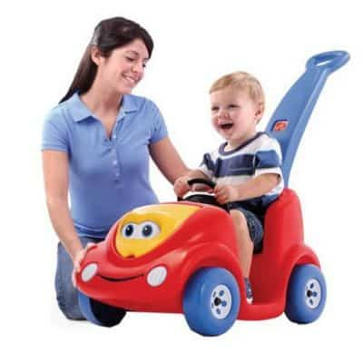Save 35% on the Step2 Push Around Buggy Toddler Push Car, Free Shipping Eligible!