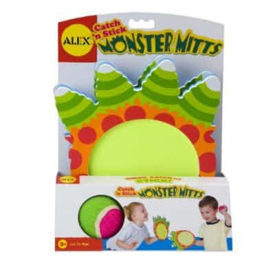 Save 44% on the ALEX Toys Active Play Catch N Stick Monster Mitts, Free Shipping Eligible!