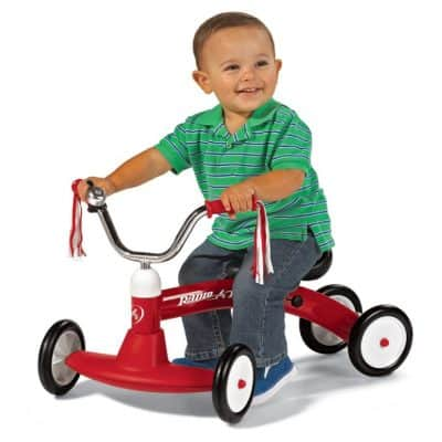 Save 33% on the Radio Flyer Scoot-About, Free Shipping Eligible!