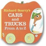 Kids Board Books Up to 40% off (Richard Scarry's Cars and Trucks from A to Z Only $2.20!), Free Shipping Eligible!