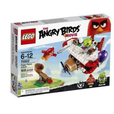 Save up to 40% on Angry Birds LEGO Sets, Free Shipping Eligible!