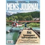 Men's Journal only $4/Year, Free Shipping Eligible! (Great Last Minute Father's Day Gift Idea!}