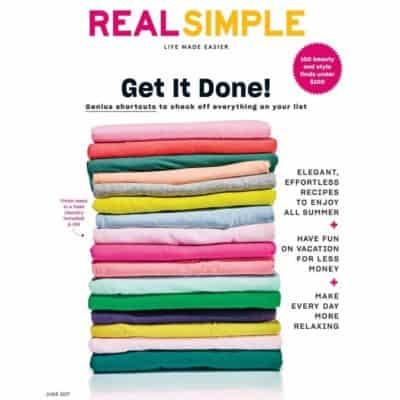 Amazon Magazine Deal: Real Simple Magazine only $5!