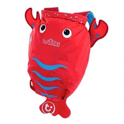 Save 36% on the Trunki Lobster Paddle Pak Water Resistant Backpack, Free Shipping Eligible!