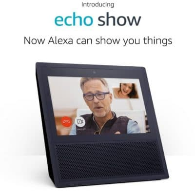 Buy 2 Echo Show Devices and Save $100, Free Shipping Eligible!
