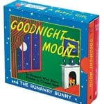 Save 64% on the Good Night Moon and Runaway Bunny Box Set, Free Shipping Eligible!