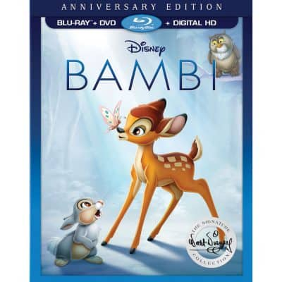 Bambi Joins the Walt Disney Signature Collection