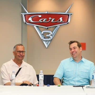 Interview with Cars 3 Director Brian Fee and Producer Kevin Rehar #Cars3Event