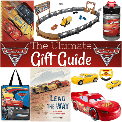 best cars 3 toys books gift guide