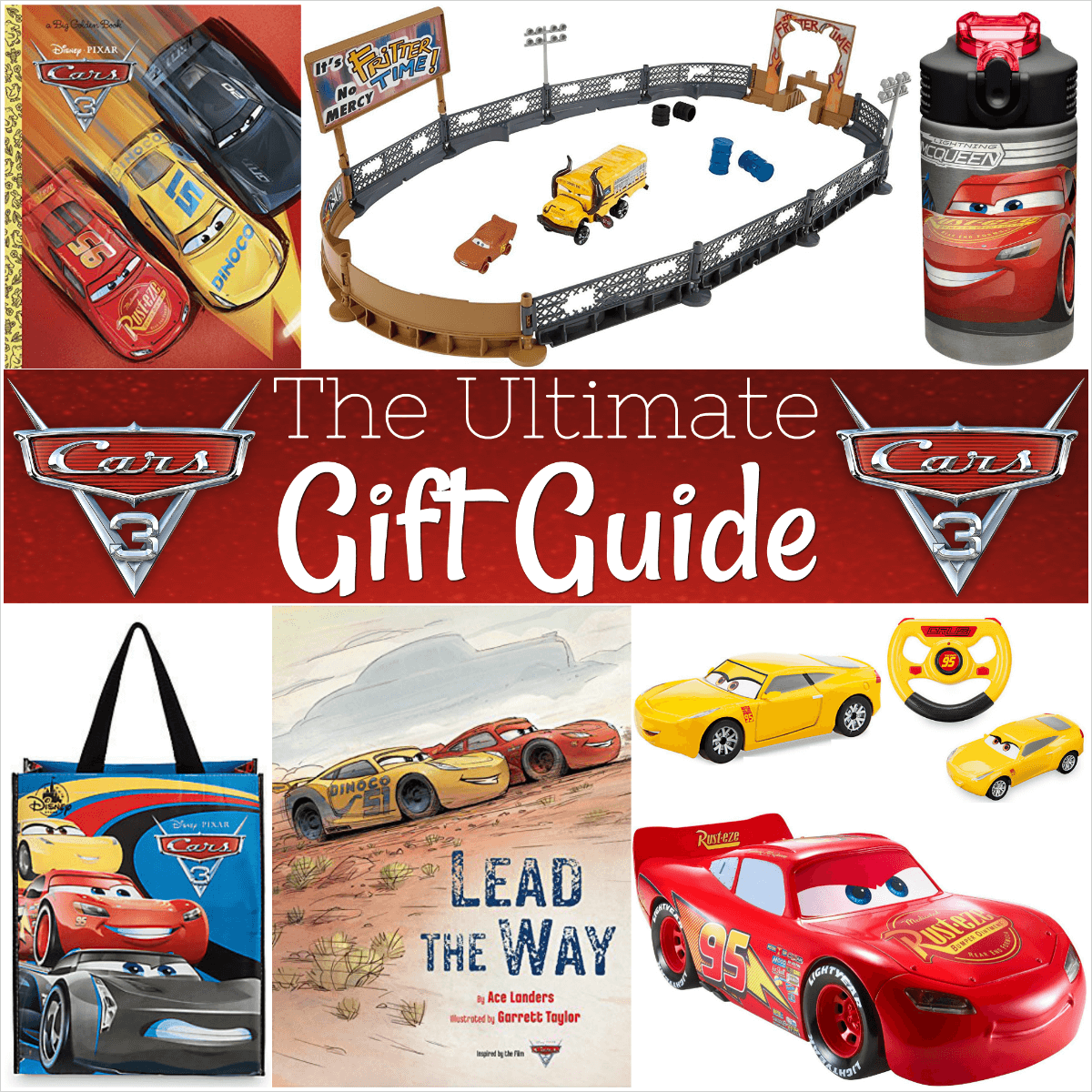 Cars 3 Gift Guide The Best Cars 3 Toys And Books