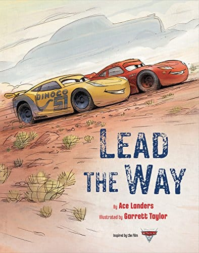 cars 3 lead the way book