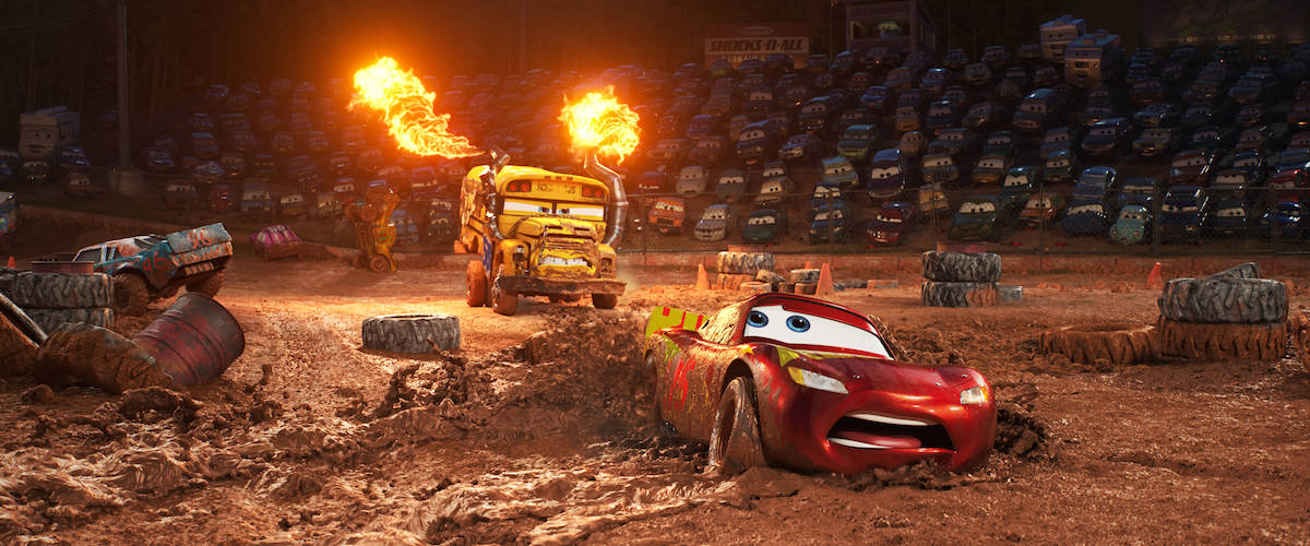 cars 3 miss fritter lightning queen